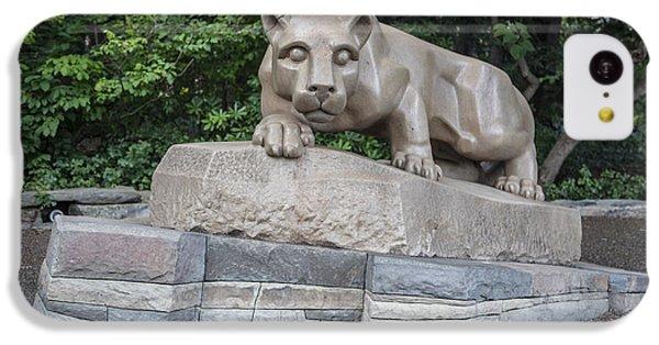 Penn Statue Statue  IPhone 5c Case by John McGraw