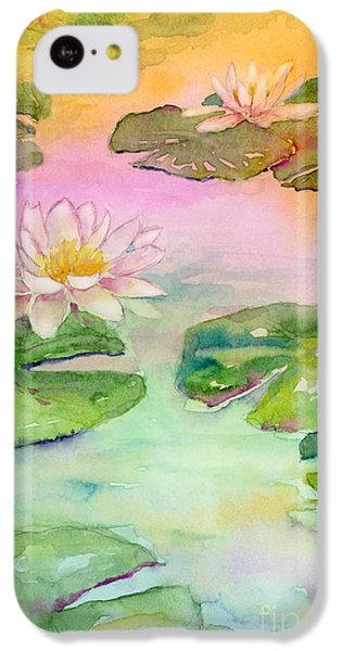 Pink Pond IPhone 5c Case by Amy Kirkpatrick