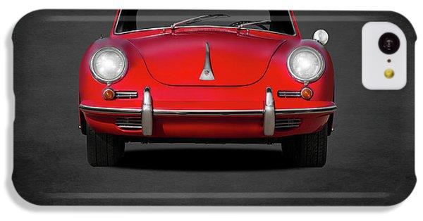 Porsche 356 IPhone 5c Case by Mark Rogan