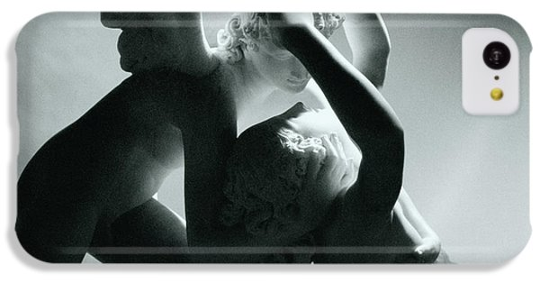 Psyche Revived By The Kiss Of Cupid IPhone 5c Case by Antonio Canova