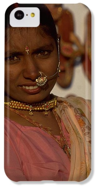 IPhone 5c Case featuring the photograph Rajasthan by Travel Pics