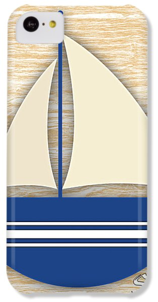 Sailing Collection IPhone 5c Case by Marvin Blaine