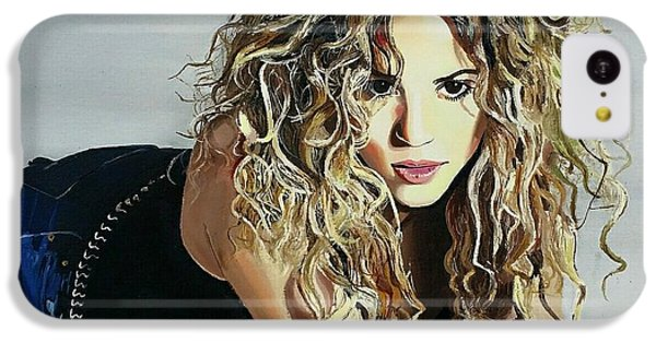 Shakira  IPhone 5c Case by Gitanjali  Sood
