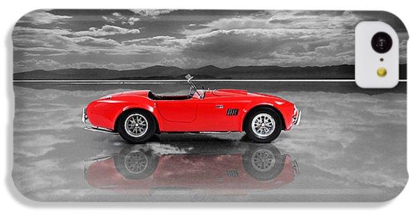 Shelby Cobra 1965 IPhone 5c Case by Mark Rogan