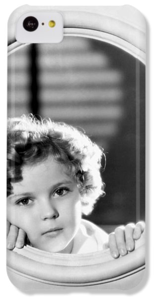 Shirley Temple (1928-2014) IPhone 5c Case by Granger