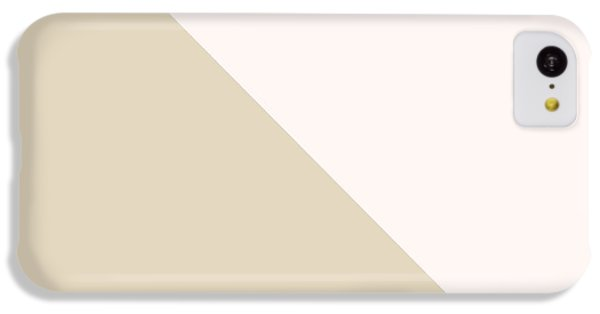 Soft Blush And Champagne IPhone 5c Case by Linda Woods