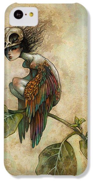Soul Of A Bird IPhone 5c Case by Caroline Jamhour