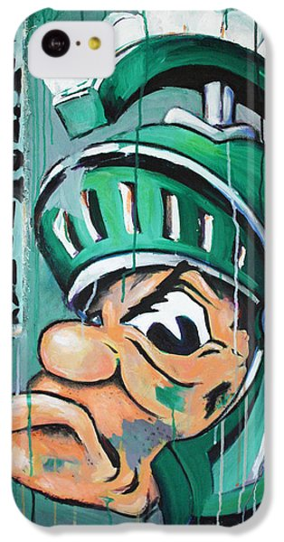 Spartans IPhone 5c Case by Julia Pappas
