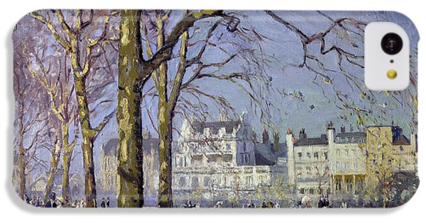 Spring In Hyde Park IPhone 5c Case by Alice Taite Fanner