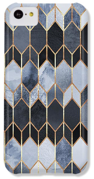 Stained Glass 4 IPhone 5c Case by Elisabeth Fredriksson