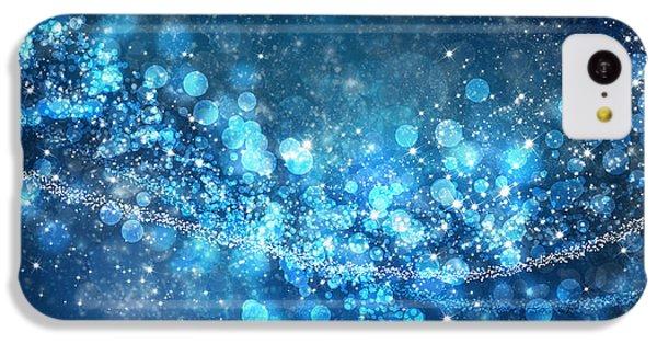 Stars And Bokeh IPhone 5c Case by Setsiri Silapasuwanchai