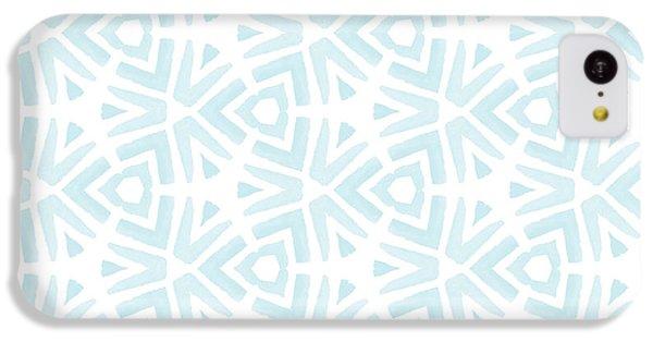 Summer Splash- Pattern Art By Linda Woods IPhone 5c Case by Linda Woods