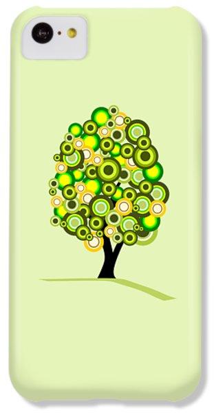 Summer Tree IPhone 5c Case by Anastasiya Malakhova