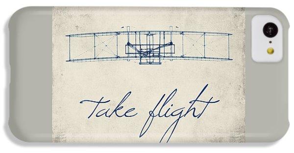Take Flight IPhone 5c Case by Brandi Fitzgerald
