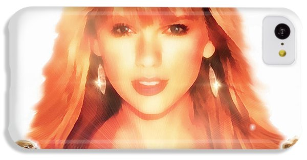Taylor Swift - Stunning IPhone 5c Case by Robert Radmore
