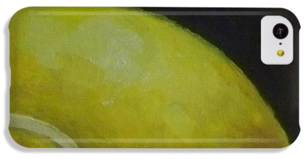 Tennis Ball No. 2 IPhone 5c Case by Kristine Kainer