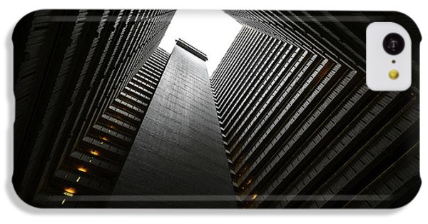 The Abyss, Hong Kong IPhone 5c Case by Reinier Snijders