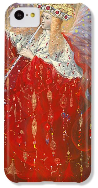 The Angel Of Life IPhone 5c Case by Annael Anelia Pavlova