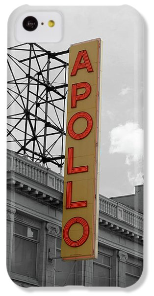 The Apollo In Harlem IPhone 5c Case by Danny Thomas