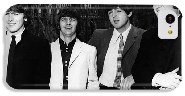 The Beatles, 1960s IPhone 5c Case by Granger