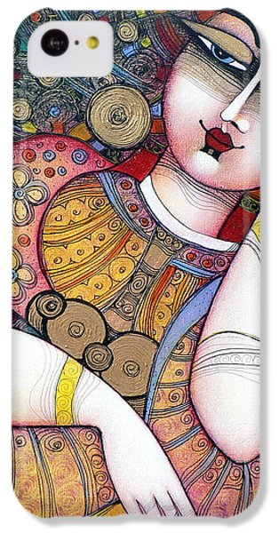 The Beauty IPhone 5c Case by Albena Vatcheva