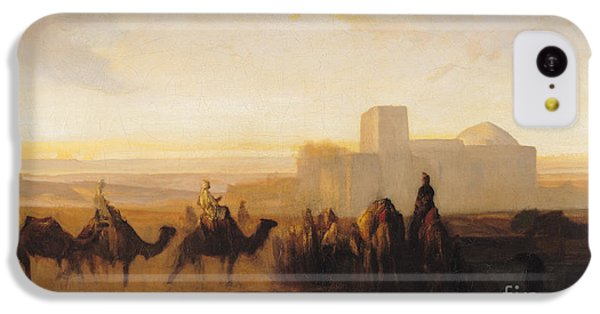 The Caravan IPhone 5c Case by Alexandre Gabriel Decamps