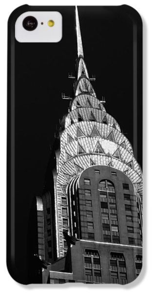 The Chrysler Building IPhone 5c Case by Vivienne Gucwa
