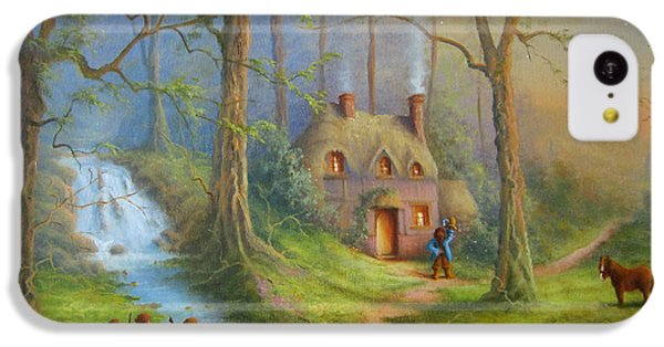 The House Of Tom Bombadil.  IPhone 5c Case by Joe  Gilronan