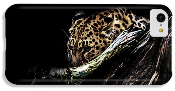 The Hunt IPhone 5c Case by Martin Newman