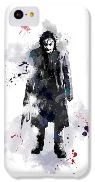 The Joker IPhone 5c Case by Marlene Watson