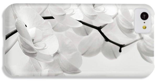 The Last Orchid IPhone 5c Case by Wim Lanclus