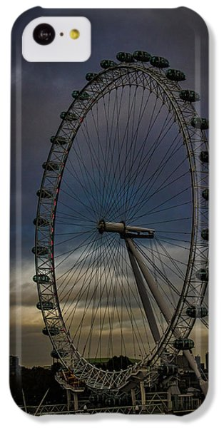 The London Eye IPhone 5c Case by Martin Newman
