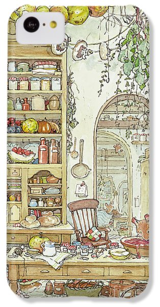 The Palace Kitchen IPhone 5c Case by Brambly Hedge