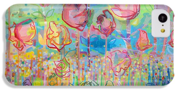 The Rose Garden, Love Wins IPhone 5c Case by Kimberly Santini