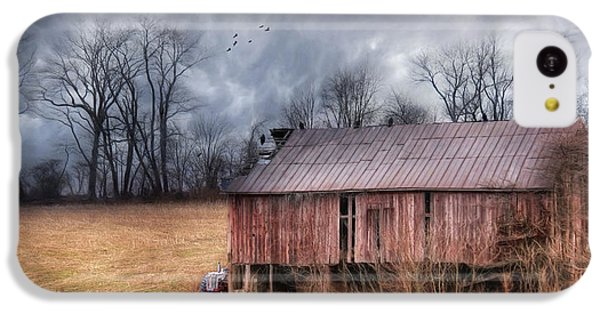 The Rural Curators IPhone 5c Case by Lori Deiter