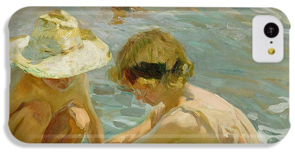 The Wounded Foot IPhone 5c Case by Joaquin Sorolla y Bastida