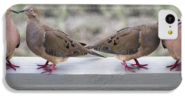 Together For Life IPhone 5c Case by Betsy Knapp