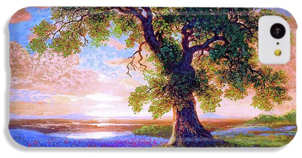 Tree Of Tranquillity IPhone 5c Case by Jane Small