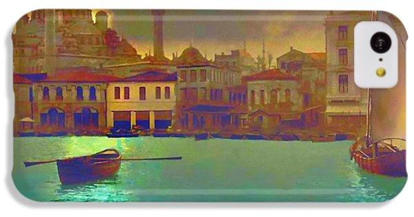 Turkish  Moonlight IPhone 5c Case by Saiyyidah Seema  Z