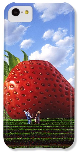 Unexpected Growth IPhone 5c Case by Jerry LoFaro