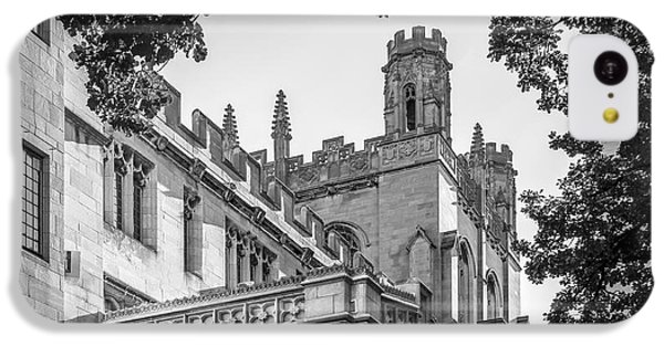 University Of Chicago Collegiate Architecture IPhone 5c Case by University Icons