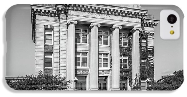University Of Minnesota Johnston Hall IPhone 5c Case by University Icons