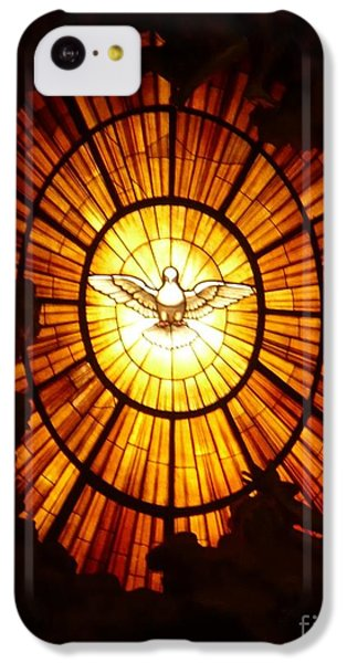 Vatican Window IPhone 5c Case by Carol Groenen
