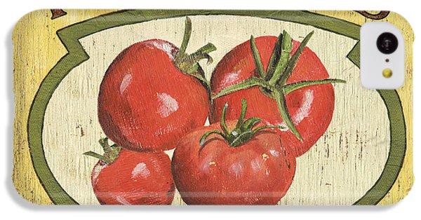 Veggie Seed Pack 3 IPhone 5c Case by Debbie DeWitt