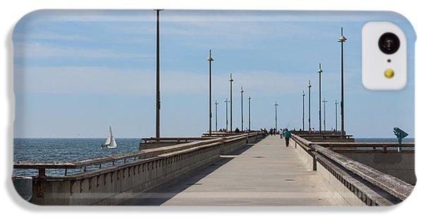 Venice Beach Pier IPhone 5c Case by Ana V Ramirez