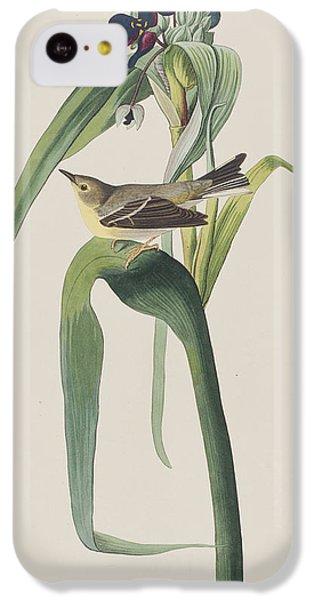 Vigor's Warbler IPhone 5c Case by John James Audubon