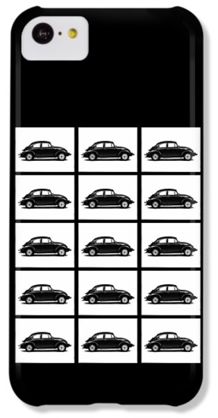 Vw Theory Of Evolution IPhone 5c Case by Mark Rogan