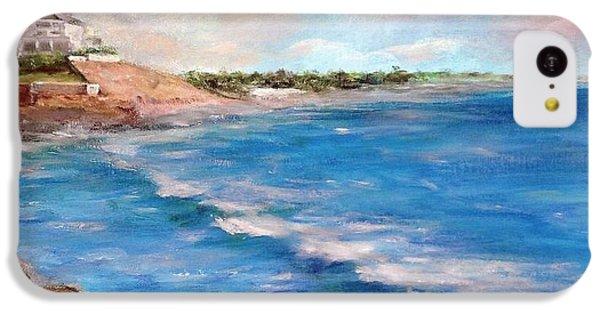 Watch Hill Beach IPhone 5c Case by Anne Barberi