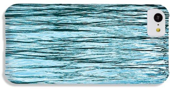 Water Flow IPhone 5c Case by Steve Gadomski