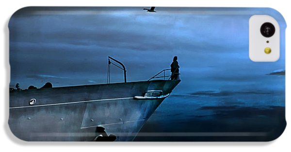 West Across The Ocean IPhone 5c Case by Joachim G Pinkawa